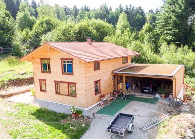 Teredo Vollholzhaus Block 28