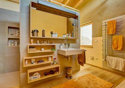 Massivholz Badezimmer