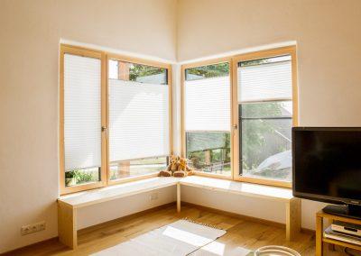 Eckfenster Sitzecke